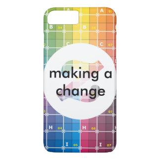 Coque iPhone 7 Plus a modifié la conception à partir du produit public