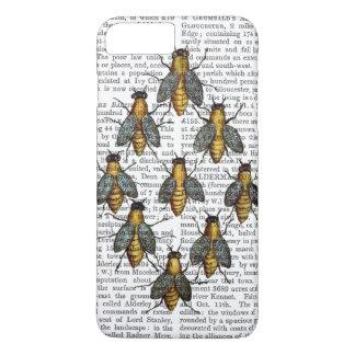 Coque iPhone 7 Plus Abeilles médiévales 2