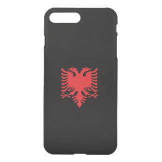 Coque iPhone 7 Plus Aigle albanais