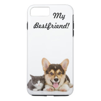 Coque iPhone 7 Plus Animal familier de Bestfriend