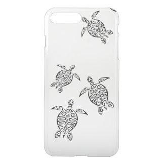 Coque iPhone 7 Plus Animal tribal de Tatoo de tortues