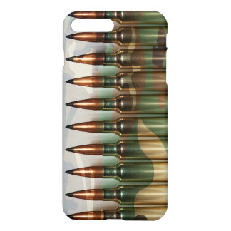 Coque iPhone 7 Plus Balles de camouflage