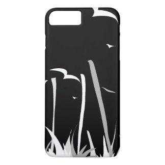 Coque iPhone 7 Plus Bambou et oiseaux