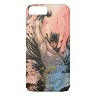Coque iPhone 7 Plus Batman - rues de couverture de Gotham #13
