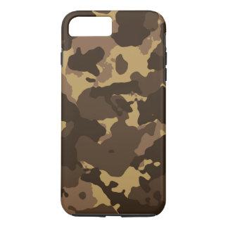 Coque iPhone 7 Plus Boue Camo