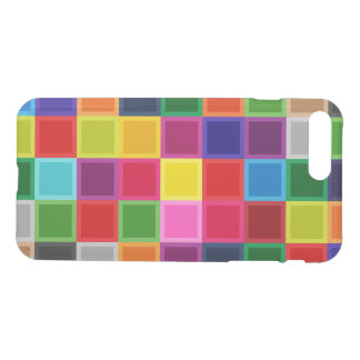 Coque iPhone 7 Plus Caisse plus colorée multi de l'iPhone 7 Girly de