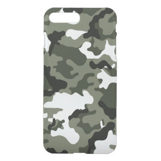 Coque iPhone 7 Plus Camo militaire