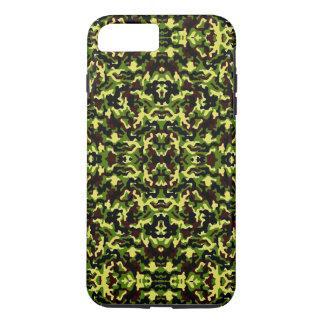 Coque iPhone 7 Plus Camouflage dans le tiers ! ~ (de vert de jungle)