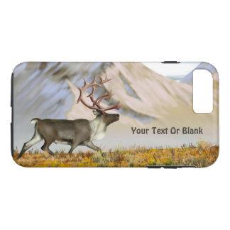 Coque iPhone 7 Plus Caribou de chaîne de ruisseaux