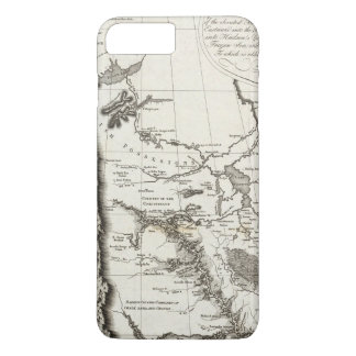 Coque iPhone 7 Plus Carte du Missouri