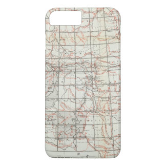 Coque iPhone 7 Plus Carte squelettique