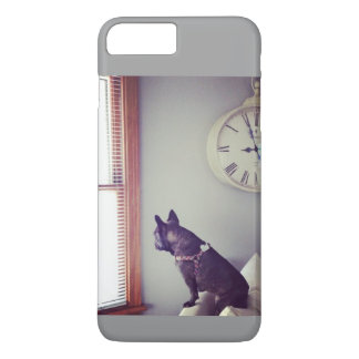 Coque iPhone 7 Plus cas de l'iPhone 6 - bouledogue français