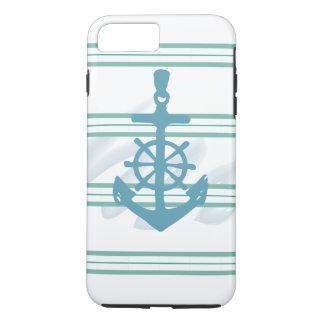 Coque iPhone 7 Plus Cas de marine