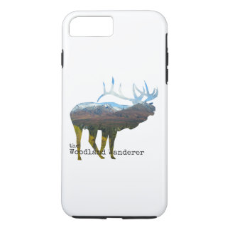Coque iPhone 7 Plus Cas de téléphone de caribou