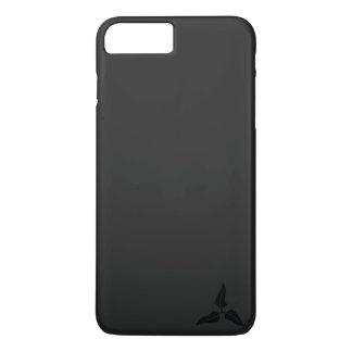 Coque iPhone 7 Plus Cas de téléphone de vagues le mouvement d'Eco