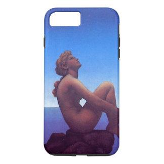 """Coque iPhone 7 Plus """"Cas de téléphone d'étoiles de Maxfield Parrish """""""
