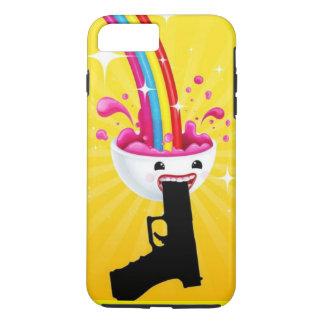 Coque iPhone 7 Plus cas drôle de l'iPhone 7