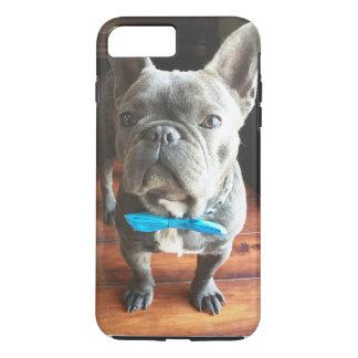 Coque iPhone 7 Plus cas plus de l'iphone 6 de bouledogue français