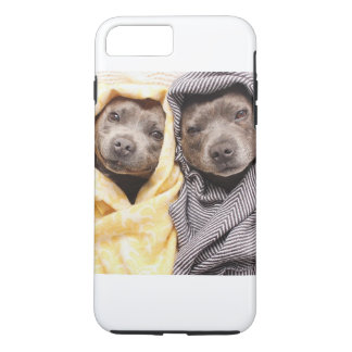 Coque iPhone 7 Plus Chiens de caresse