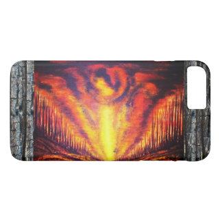 Coque iPhone 7 Plus Ciel brûlant