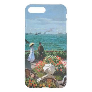 Coque iPhone 7 Plus Claude Monet | la terrasse chez Sainte-Adresse,