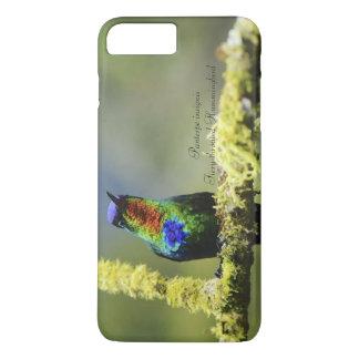 Coque iPhone 7 Plus colibri Ardent-throated