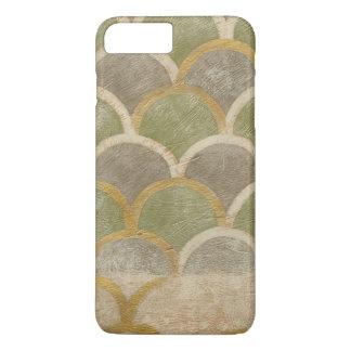 Coque iPhone 7 Plus Conception en pierre de tuile de Chariklia Zarris