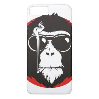 Coque iPhone 7 Plus Conception folle de singe
