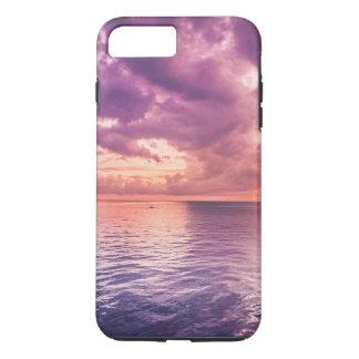 Coque iPhone 7 Plus Coucher du soleil