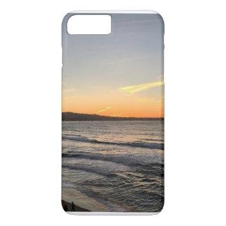 Coque iPhone 7 Plus Coucher du soleil de Monterey