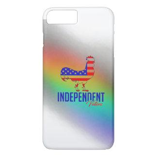 Coque iPhone 7 Plus Couverture indépendante d'Iphone d'électeurs