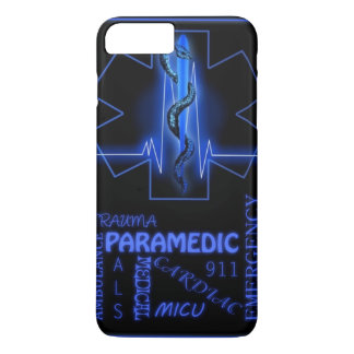 Coque iPhone 7 Plus couverture plus de téléphone portable d'infirmier