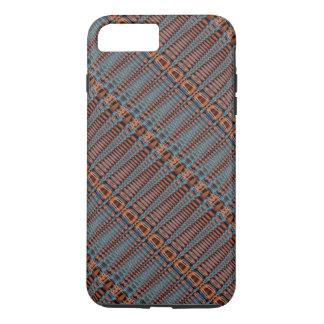 Coque iPhone 7 Plus Couverture tribale de téléphone portable d'armure