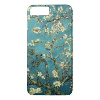 Coque iPhone 7 Plus Cru de floraison d'arbre d'amande de Van Gogh