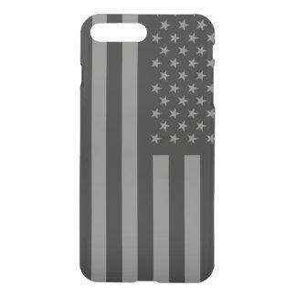 Coque iPhone 7 Plus Drapeau d'état du Nouveau Mexique sur le vieux