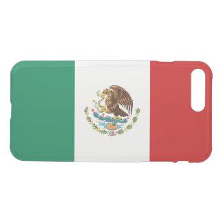 Coque iPhone 7 Plus Drapeau du Mexique