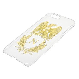 Coque iPhone 7 Plus Emblème de Napoleon Bonaparte