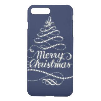Coque iPhone 7 Plus Étincelle de Joyeux Noël