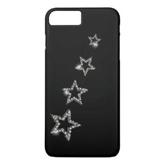 Coque iPhone 7 Plus étoiles de ciel d'éclat