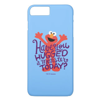 Coque iPhone 7 Plus Étreindre d'Elmo