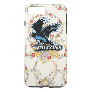 COQUE iPhone 7 PLUS FALCONS DE FLEUR