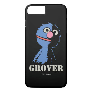 Coque iPhone 7 Plus Grover demi