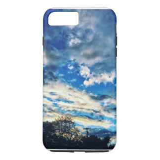 COQUE iPhone 7 PLUS - HORIZON BLEU