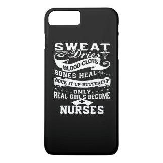Coque iPhone 7 Plus Infirmière