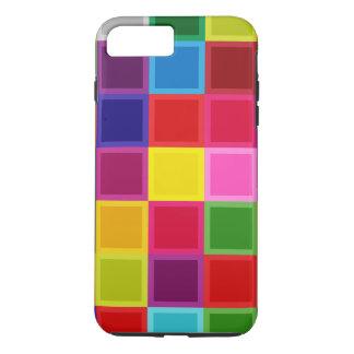 Coque iPhone 7 Plus iPhone Girly coloré multi 7 plus, cas dur