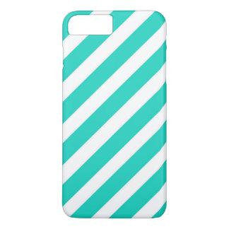Coque iPhone 7 Plus iPhone rayé diagonal 7