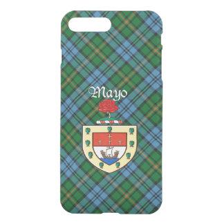Coque iPhone 7 Plus iPhone X/8/7 de Mayo du comté plus le cas clair