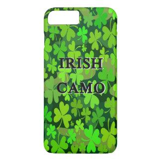 Coque iPhone 7 Plus Irlandais Camo