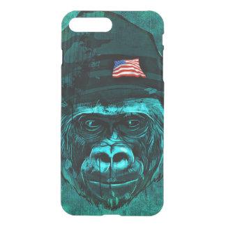 Coque iPhone 7 Plus Je suis un singe