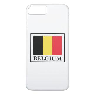 Coque iPhone 7 Plus La Belgique